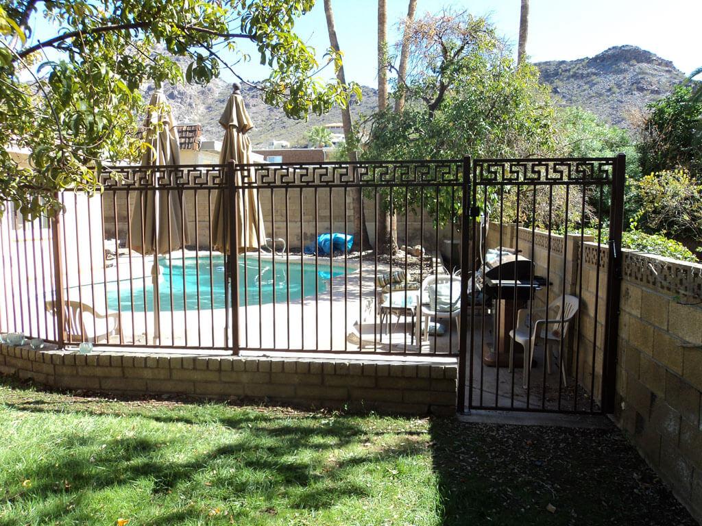 Dcs Wrought Iron Pool Fence 1 Dcs Industries Llc