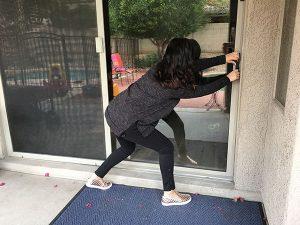 Sliding Glass Door Repair & Door Roller Replacement