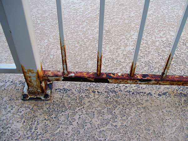 Wrought Iron Repair And Refinish Dcs Industries Llc