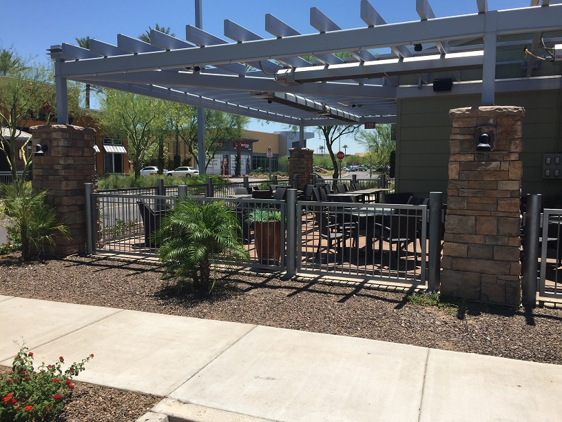 Residential Fences Iron Fencing Perimeter Fencing