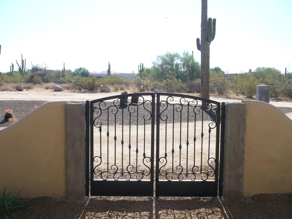 Dcs custom gates industries llc