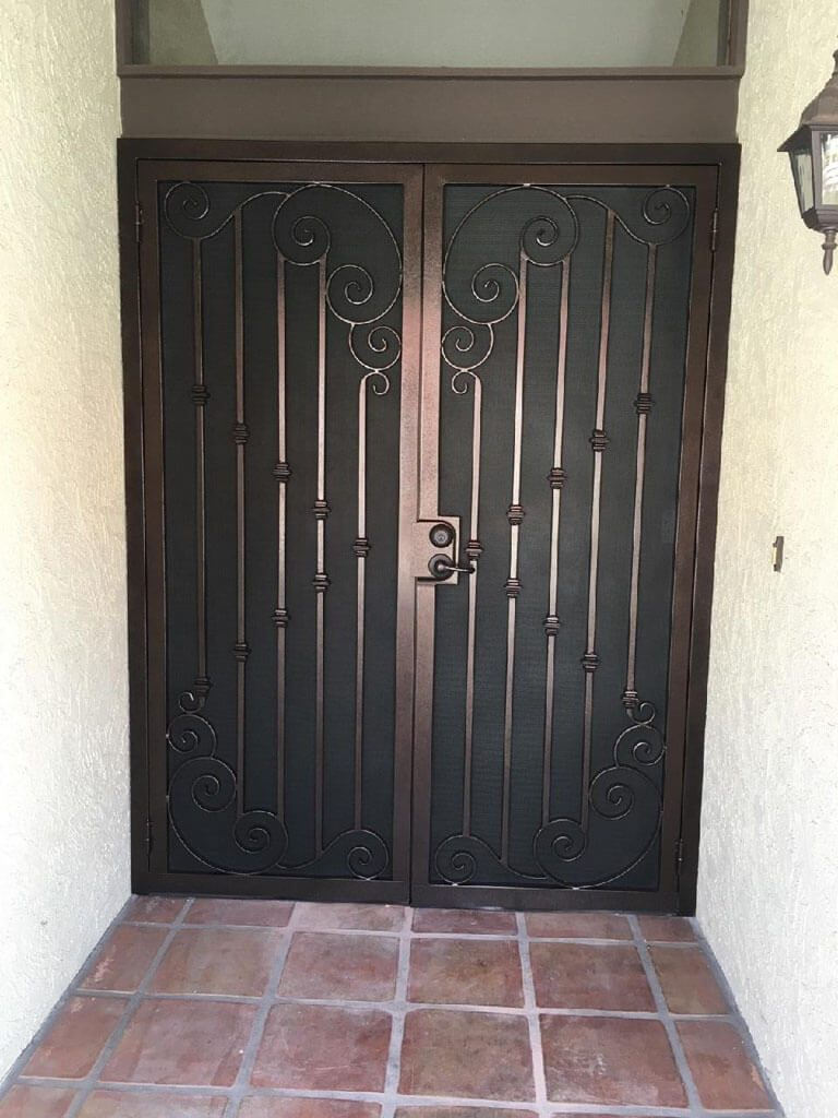 Decorative Security Doors Dcs Industries Llc