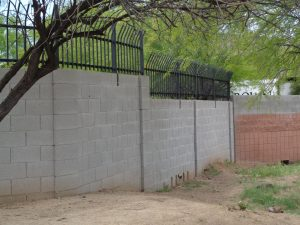 Wrought Iron Security Fencing by DCS Industries
