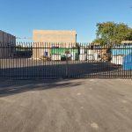 DCS Industries Commercial Security Fencing Phoenix Area