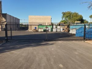 DCS Industries Commercial Security Fencing Phoenix Area