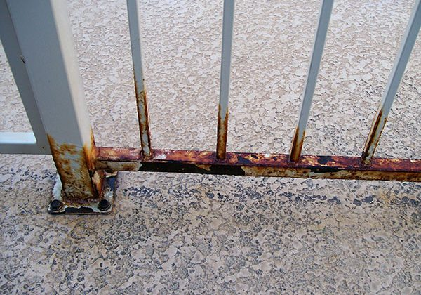 Wrought Iron Repair